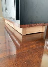 how to turn a base cabinet into a kitchen island she s crafty how to easily make a sideboard from a kitchen