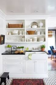 Kitchen Cabinets In White Kitchen Cabinets In White Narrow Kitchen Openness And Upper