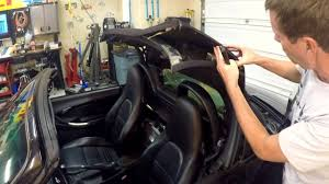 porsche boxster roof problems jet 3 how to remove and install a convertible top on a porsche