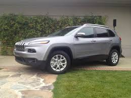 Capsule Review 2014 Jeep Cherokee The Truth About Cars