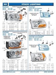 2006 dodge ram 2500 headlight bulb best stock headlight replacement for 2006 ram dodge cummins