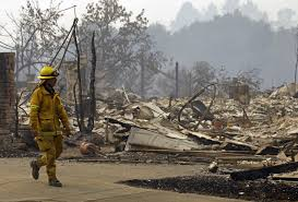 Wildfire Shot Drink by Medtronic Evacuates California Facilities Because Of Wildfires