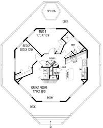 Octagon Home Plans 2251 Best House Images On Pinterest Baths Round House And Yurts