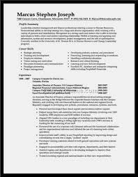 Professional Summary Examples For Resumes 100 Accountant Resume Summary Examples Electrical Foreman