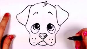 how to draw a realistic dog step by step for beginners slow and