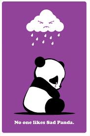 Sad Panda Meme - image 63384 sad panda know your meme
