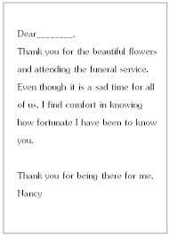 thank you for sympathy card thank you card templates sympathy thank you cards