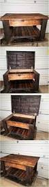 coffee table diy coffee table with storage shanty2chic youtube