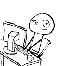 Computer Reaction Meme - computer reaction faces google search anime pinterest