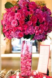 dark pink wedding centerpiece pictures photos and images for