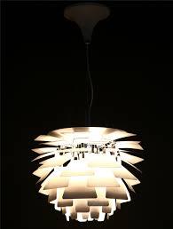Artichoke Chandelier Ph Artichoke Lamp Poul Henningsen Design Pineal Large