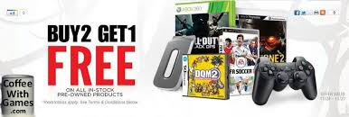 coffee with gamestop s buy 2 used get 1 free sale