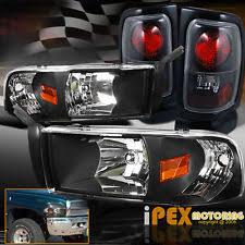 2001 dodge ram 2500 headlight assembly dodge ram 3500 lights ebay