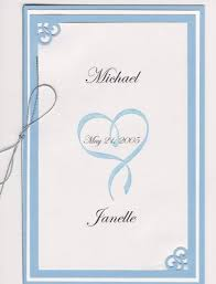 wedding bulletin covers my s wedding bulletin cover option 2 by ddphelps at