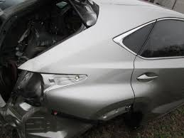 lexus atomic silver right quarter panel body structure atomic silver lexus nx200t
