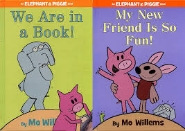 all 25 elephant and piggie books by mo willems