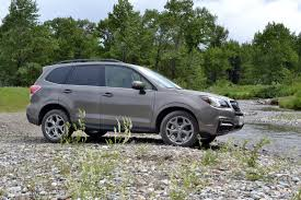 subaru forester touring interior 2017 subaru forester 2 5i review autoguide com news