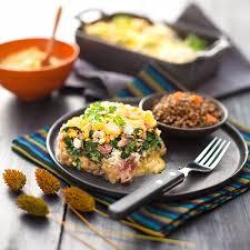 cuisiner blettes gratin de blettes au chèvre frais et bresaola sans gluten magazine