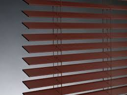 Mahogany Faux Wood Blinds Faux Wood Horizontal Blinds Available In Many Different Textures