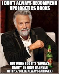 Greg Meme Images - meme always ready to recommend always ready by greg bahnsen the