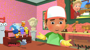 handy manny table