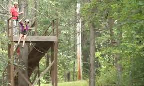 Backyard Zip Line Without Trees by Pinehurst U0026 The Sandhills Region North Carolina Travel U0026 Tourism
