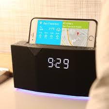 smart app controlled alarm clock beddi u2013 witti store