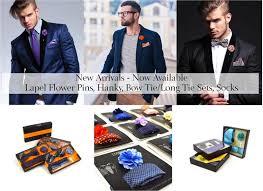 lapel flower tie hanky lapel flower pin