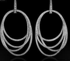 piaget earrings limelight jazz party earrings by jewelry designer piaget jewelrista