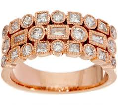 qvc wedding bands affinity jewelry rings jewelry qvc