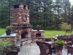outdoor fireplace ideas diy home design ideas