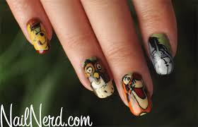 nail nerd nail art for nerds green
