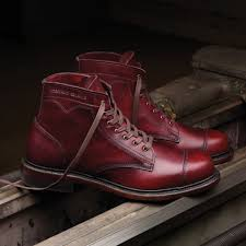 wolverine krause boot 557 simple design well made one of