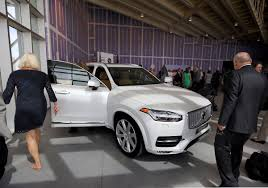 volvo popular suv to join assembly line as volvo announces 520 million