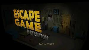 detention escape game all levels walkthrough youtube