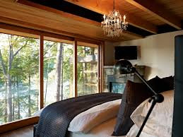 world of architecture forest house lake joseph cottage by altius