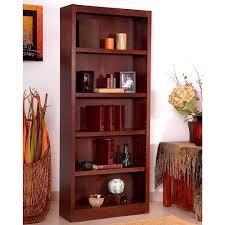 solid cherry bookcase classy cherry wood bookcase u2013 marku home