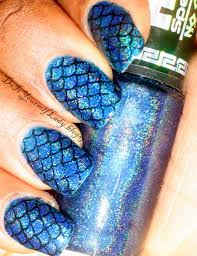 fish scale nail art image collections nail art designs