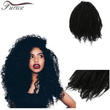 crochet black weave hair afro kinky curly black crochet braids african synthetic weave hair