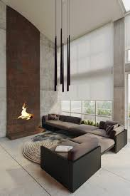 beautiful homes interiors homes that use a concrete finish to achieve beautiful results