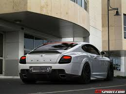 bentley coupe 2010 bentley continental gt by onyx cars gtspirit