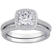 walmart wedding rings for cubic zirconia wedding rings