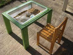 how to build a sensory table diy a homemade sensory table and tinker table sensory table diy