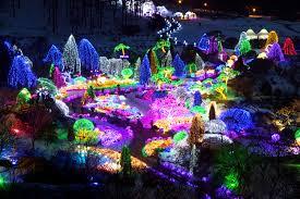 garden of lights hours the garden of morning calm s lighting festival starts dec 6 travel