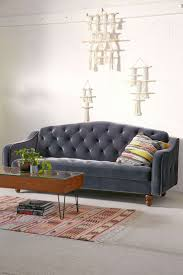 tufted sofa bed pink tufted sofa 3 seater solid wood legs article