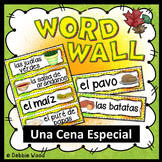 thanksgiving word walls resources lesson plans teachers pay