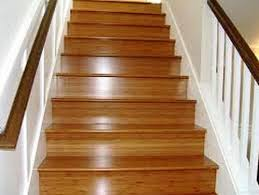 wood stair treads home depot