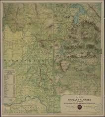 Spokane Washington Map Washington Secretary Of State Legacy Washington Washington