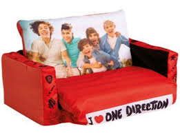 one direction flip out sofa flip out sofa range inflatable kids