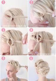 savannah braids hairstyles pretty simple updo style for short haircut fashion qe